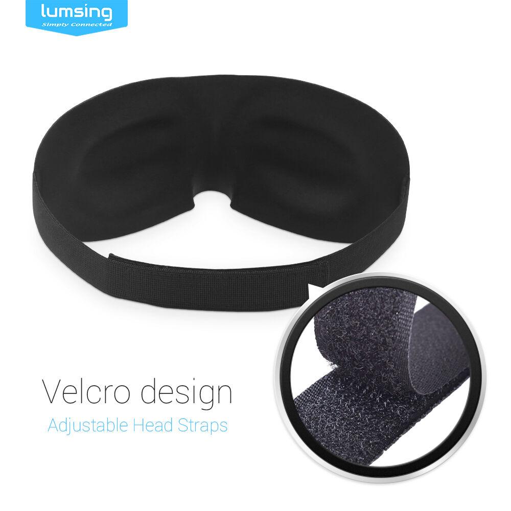 new 3d sleep eye mask soft padded