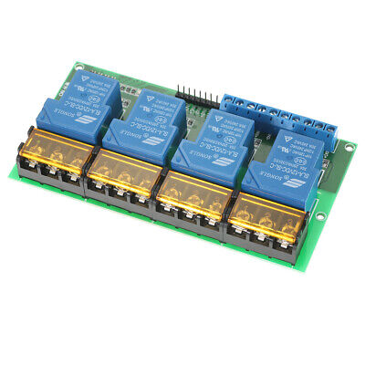 Dc 12v 30a Relay Module Control Board Optocoupler Isolation Highlow Trigger