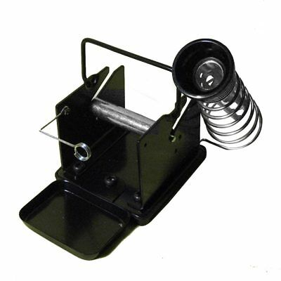 Soldering Iron Gun Stand Holder Support Station Metal Base Solder Sponge Wire