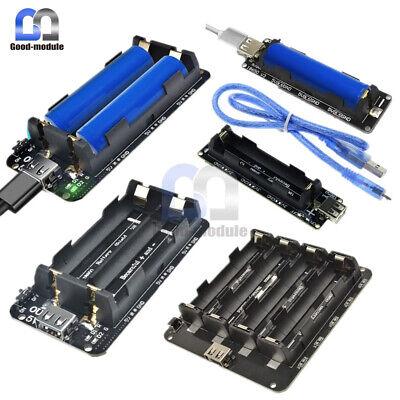Esp32 Usb Mobile Power Bank 124x18650 Battery Shield V3v9 Esp8266 For Arduino