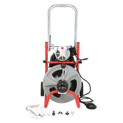 Ridgid 27008 Drain Cleaning Machine165 Rpm75 Ft.