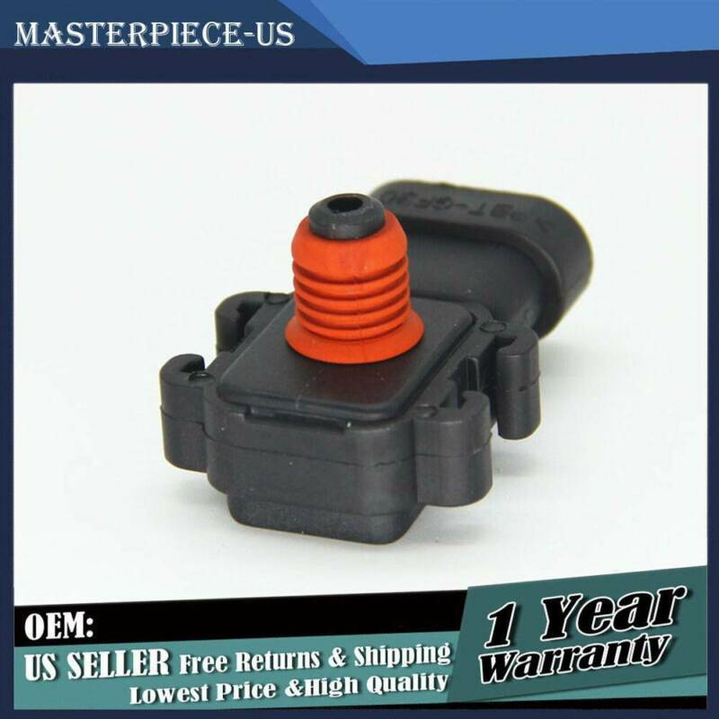 NEW 16249939 MAP Manifold Absolute Pressure Sensor For Buick Cadillac CHEVROLET