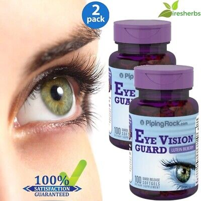 #1 BEST EYE VISION GUARD SUPPORT EYE HEALTH ANTIOXIDANT SUPPLEMENT 200