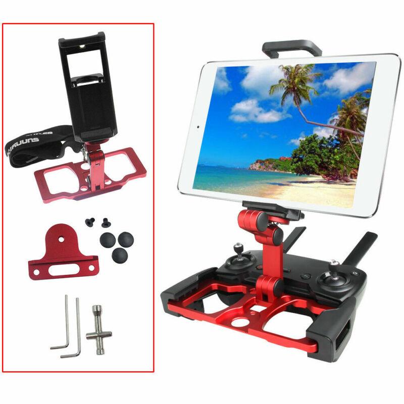 Remote Mount Phone Tablet Bracket Holder & Strap For DJI Spa