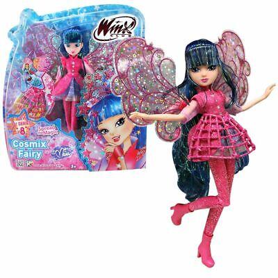 Musa   Cosmix Fairy   Winx Club   Bambola con Ali Olografiche Mobili