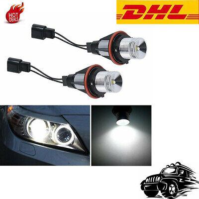 2x LED Angel Eyes Canbus Standlicht für BMW E39 E53 E60 E63 E66 E87 E83 6000k