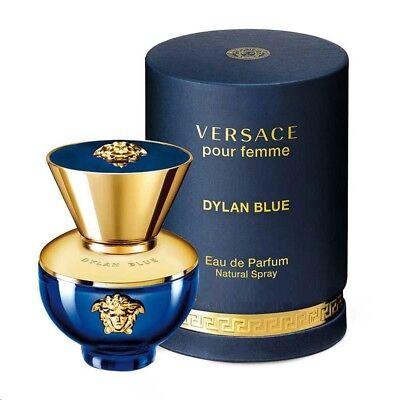 Versace Dylan Blue Pour Femme by Versace, 1.7 oz Eau De Parfum Spray for Women