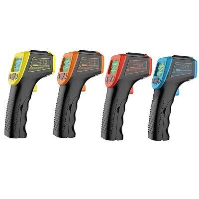 Infrared Thermometer Non Contact Digital Laser Temperature Gun Pyrometer