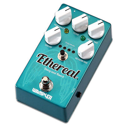 Wampler Etherial Reverb and Delay Pedal - NEW