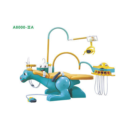 A8000-iia Dental Unit Chair For Children Lovely With 2 Dentist Stools Lov
