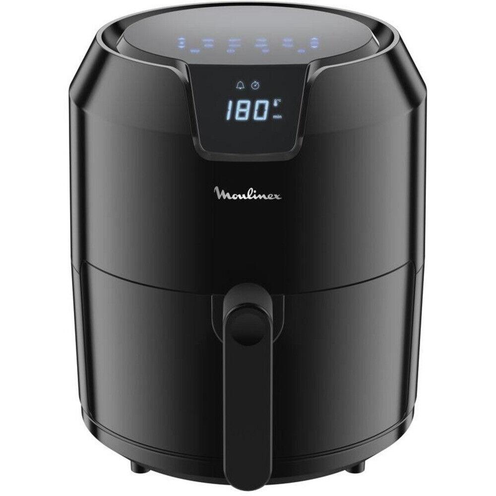 Moulinex EZ4018 Heissluftfritteuse Easy Fry Precision, 1,2Kg, Grillfunktion -NEU