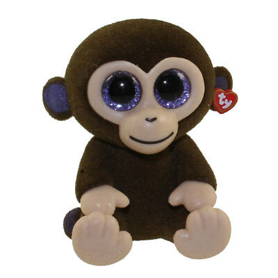 Ty Beanie Boos   Mini Boo Collectible Figure   Coconut The Monkey  2 Inch