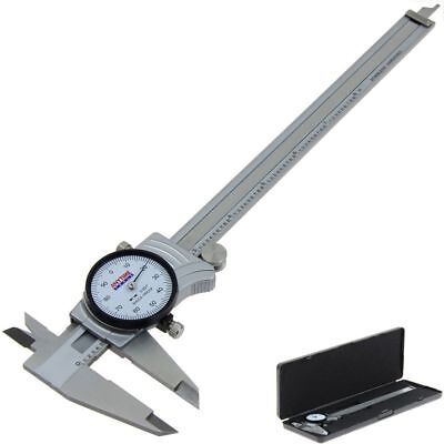 Dial Caliper 8 Anytime Tools Premium Precision Double Shock Proof Stainless