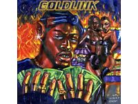 2 x tickets for Goldlink SOLDOUT Gig @ Electric Brixton 12/12/17 - LONDON