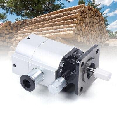 Log Splitter Pump 16 Gpm 2 Stage Hi Lo Gear Pump Hydraulic Pump 3000 Psi 2.83in