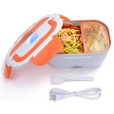 portable electric heating lunch food