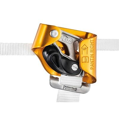 petzl pantin Right foot ascender with Catch for Arborists