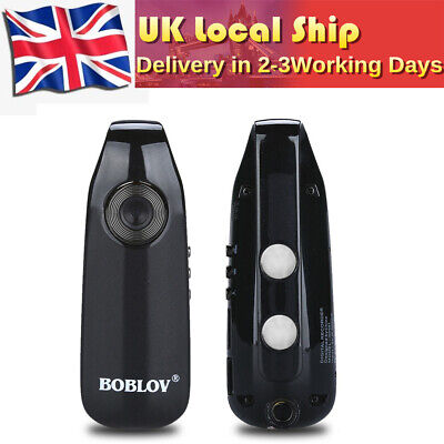 BOBLOV DC 5V 1080P HD Camera DashDVR Police Body Bike H.264 Camcorder Wide Angle