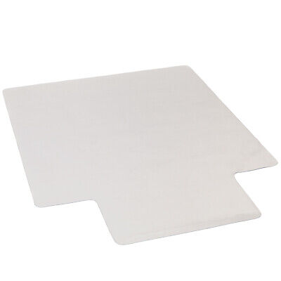 PVC Matte Home-use Office Protective Mat for Floor Chair Transparent