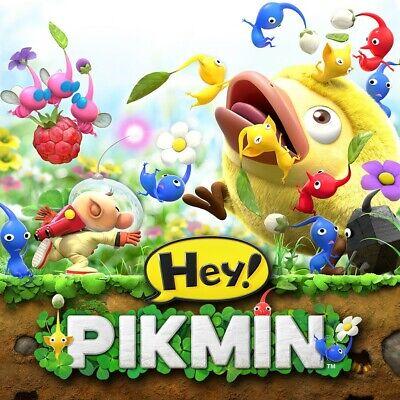 Hey! Pikmin per Nintendo 3DS gioco in italiano