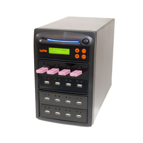Systor 1-15 Usb Stick Pen Duplicator - Thumb Drive Copier - Flash Memory Eraser