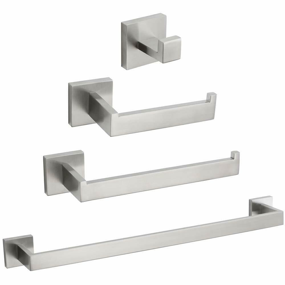 Stainless Steel Bathroom Hardware 4