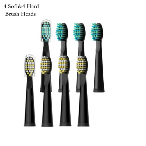 Fairywill Electric Toothbrush Replacement Heads for 508 507