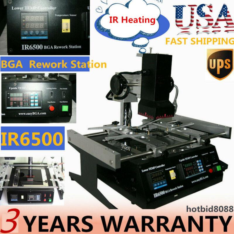 Upgraded BGA Infrared Rework Station Reflow Reball For XBOX 360 PS3 US BEST