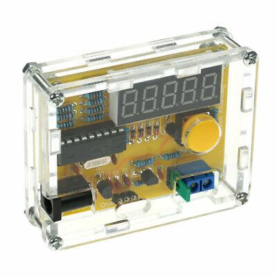 Diy Kits 1hz-50mhz Digital Crystal Oscillator Tester Frequency Counter Meter