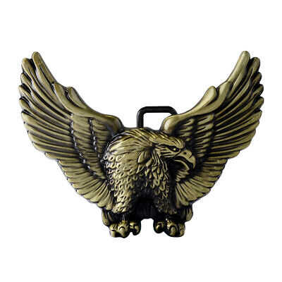 Eagle Spreading Wings Vintage Men Western Belt Buckle Accessories Alloy -