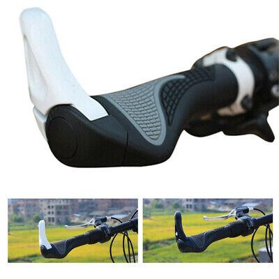 1 PAIR MTB Mountainbike Fahrradlenker Ergonomische Gummihandgriffe DE