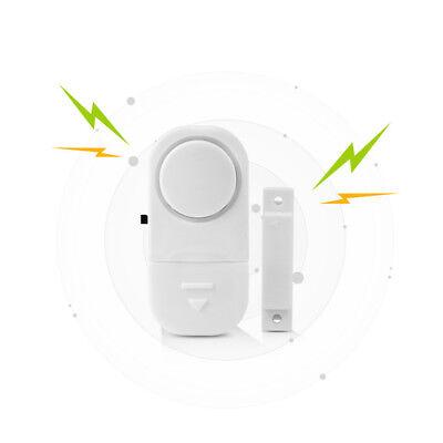 WIRELESS Home Window Door Burglar Security ALARM System Magnetsensor Warnung GE Home Security Alarm