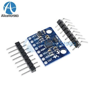2pcs Mpu-6050 Module 3 Axis Gyroscope Mpu 6050accelerometer Module For Arduino