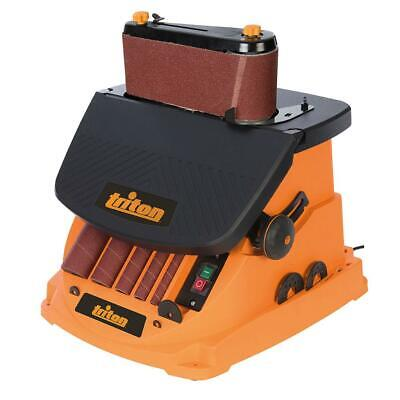 Genuine Triton 450W Oscillating Spindle & Belt Sander TSPST450 | 977604
