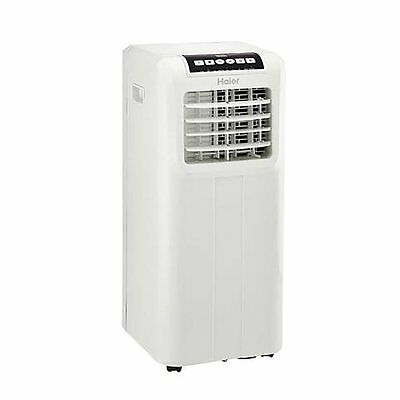 Haier HPP08XCR Portable AC 8,000 BTU Air Conditioner Unit with Remote
