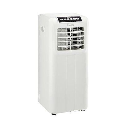 Haier Portable 8,000 BTU AC Window Air Conditioner Unit with Remote, White