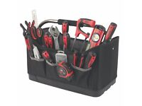 BRAND NEW FORGE Steel 55 Piece Heavy Duty Tool Kit - SCREWFIX QUALITY TRADE BRAND