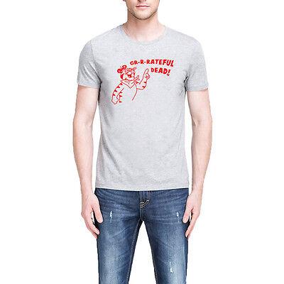Loo Show Grateful Dead Graphic Funny Cotton T-Shirt Men Short Sleeve Tee