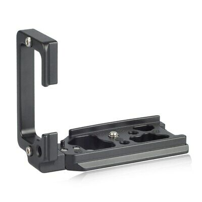 Quick Release L Type Bracket Plate Vertical Holder Grip For Canon EOS R EOS-R