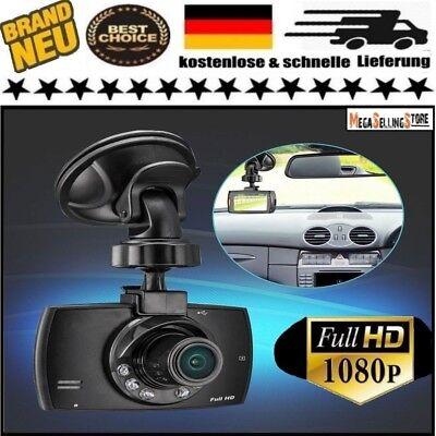 DASHCAM FULL HD AUTO LKW TAXI 1080P RECORDER KFZ KAMERA NACHTSICHT CARCAM UNFALL ()