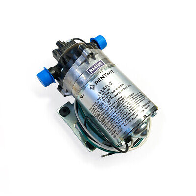 Shurflo 8005-733-155 Demand Delivery Pump Pentair 8000 Series 1.5 Gpm
