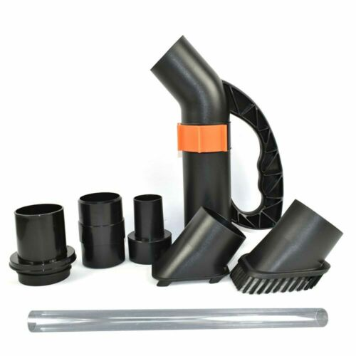 Big Horn 11661 2-1/2 Inch Dust Extractor Floor Vacuum Kit
