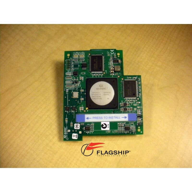 Ibm 26r0893 Qlogic 4gb Sff Fc Card 26r0892 Qmc2462s