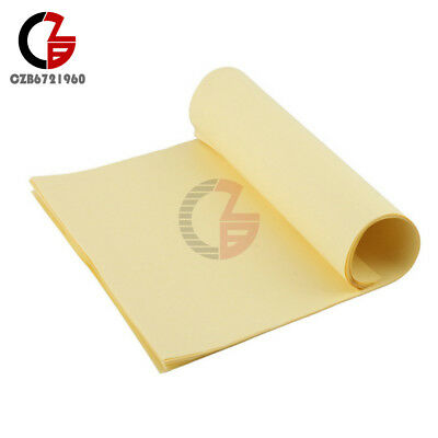 50pcs A4 Sheets Heat Toner Transfer Paper For Electronic Prototype Laser Printer