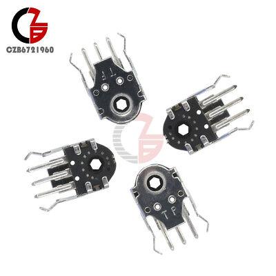 10pcs Mouse Encoder Wheel Encoder Repair Parts Switch 9mm