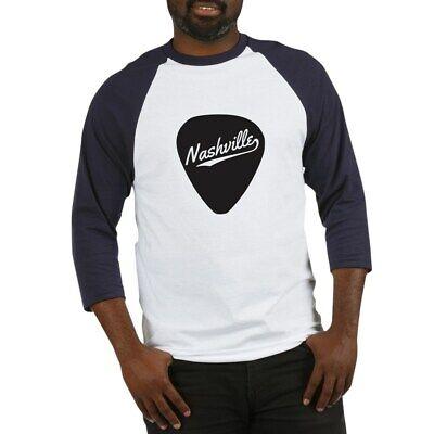 Nashville Costumes (CafePress Nashville Guitar Pick Baseball Jersey Baseball Tee)
