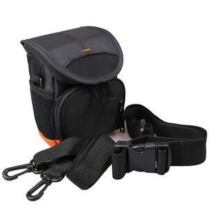 Shoulder-Waist-Camera-Case-Bag-For-Sony-NEX-F3-NEX-5R-NEX-6-NEX-7-16-50-18-55