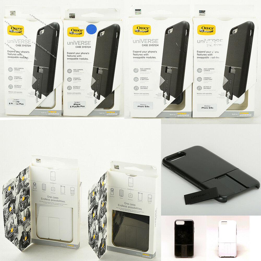 competitive price 99dfb ae32c Details about OtterBox uniVERSE iPhone 6 iPhone 6s & iPhone 6 Plus iPhone  6s Plus Hard Case