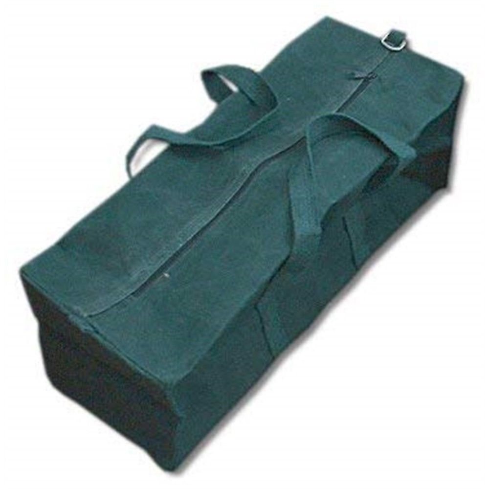 Canvas Tool Bag Rigid Multi Purpose Toolbag DIY Heavy Duty Large Tools Storage