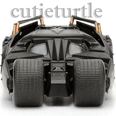 Jada Batman Batmobile Tumbler The Dark Knight 1:32 Diecast Toy Car 98232 Black